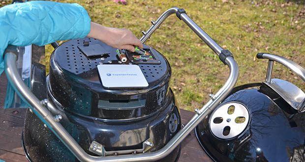 GARWERK Smokey Sam Junior im Test - steuerbarer Ventilator für das perfekte Grill- oder Smoker-Ergebnis (4x AA Batterien erforderlich)