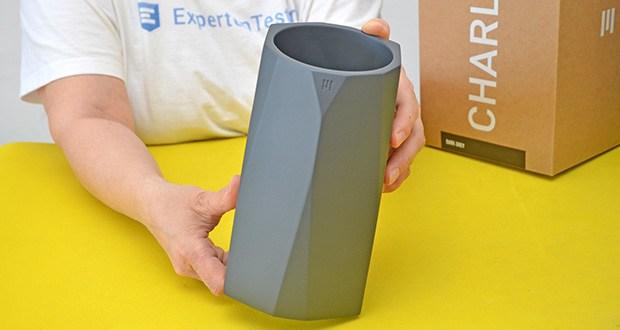 MANUMA Charles Design Weinkühler im Test - zeitloses Design