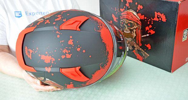 Broken Head Jack S. V2 Pro Motorradhelm im Test - Verwendung: Roller, Street