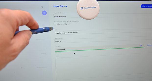 Passwd Passwort Manager im Test - erleichtert die Zusammenarbeit im Team und verbessert die Sicherheit Ihrer sensiblen Daten