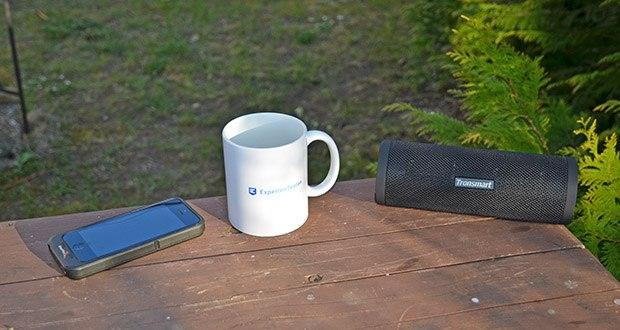Tronsmart Force 2 Bluetooth Lautsprecher im Test - 15 Stunden Akkulaufzeit