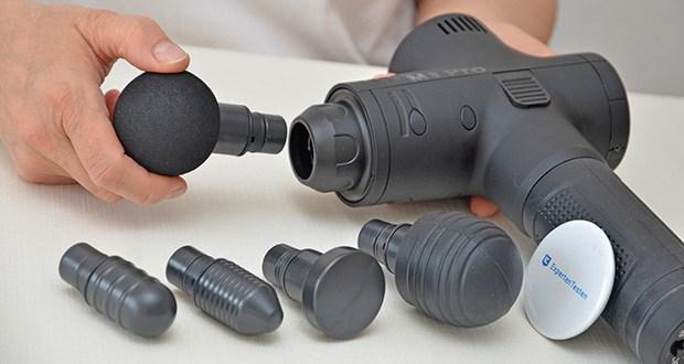 Opove M3 Pro Massagepistole im Test - mit der einzigartigen Quiet Glide-Technologie und dem bürstenlosen Motor