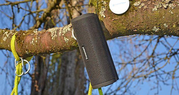 Tronsmart Force 2 Bluetooth Lautsprecher im Test - mit der Unterstützung von IPX7 wasserdicht