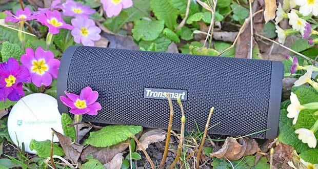 Tronsmart Force 2 Bluetooth Lautsprecher im Test - die Klangqualität ist absolut eindeutig