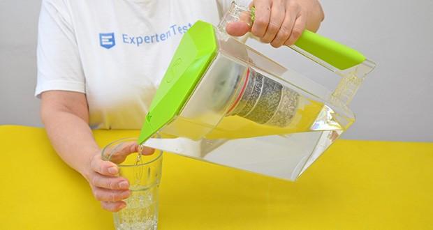 MAUNAWAI NEU Kanne Kini Tischwasserfilter im Test - die erste Kanne aus SMMA N30