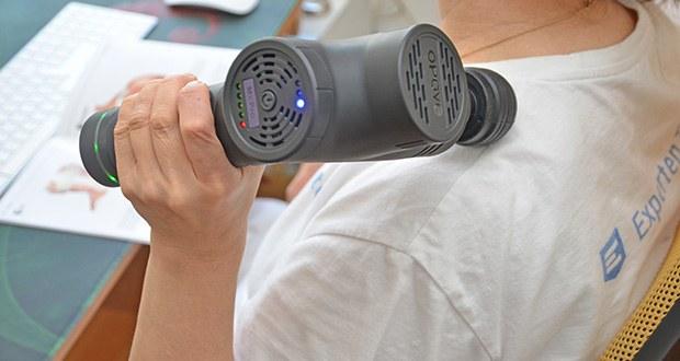 Opove M3 Pro Massagepistole im Test - ist sehr hilfreich für Ihre tägliche Muskelentspannung zu Hause oder im Fitnessstudio