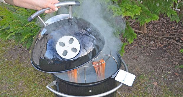 GARWERK Smokey Sam Junior im Test - der Smoker ist der Barbecue Spezialist unter den Grills
