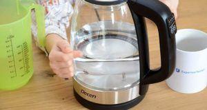 Welche Arten von Glas-Wasserkocher gibt es?