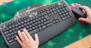 Welche Arten von Tastatur gibt es in einem Testvergleich?