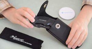 Verschiedene Verriegelungen beim Taschenmesser im Vergleich