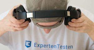 Wie sind die Bequemlichkeit bei Kopfhörern im Test?