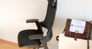 Bester Bürostuhl gegen Rückenschmerzen im Test und Vergleich
