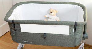 Wann soll das Babybett in ein Jugendbett umgebaut werden?
