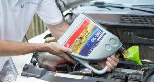 Welche Funktion hat Motoröl im Test?