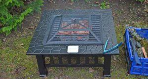 Wie iste die Funktionalität des Grills mit Feuerschalen im Vergleich?