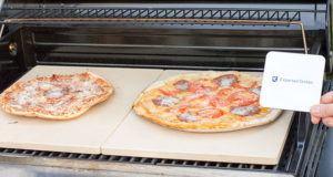 Wie beugt man Geruch bei Pizzasteinen vor?