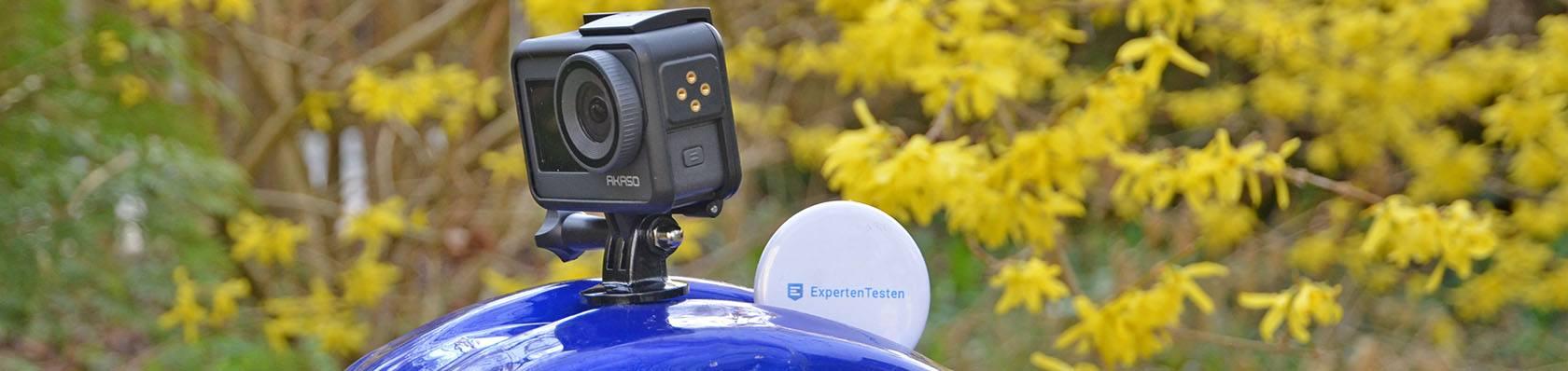 Action Cams im Test auf ExpertenTesten.de