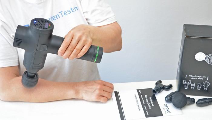 Massagepistolen im Test auf ExpertenTesten.de