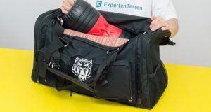 Was sollte ich vor dem Kauf meiner Sporttasche beachten im dem Test?
