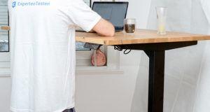 Auswertug der Kundenbewertungen über den höhenverstellbaren Schreibtisch im Test und Vergleich