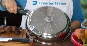 Eine Pfanne aus Gusseisen im Test und Vergleich