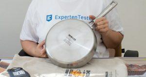 Pfannen aus Aluminium im Test und Vergleich
