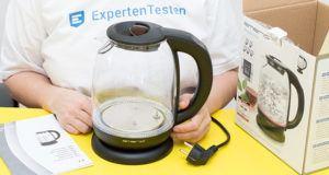 Nach diesen Praxistests werden Glas-Wasserkocher bei uns verglichen