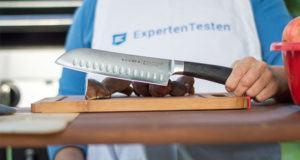 Sind die Damastmesser aus dem Test für Profiköche geeignet