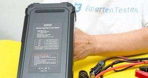 Welche Mängel offenbaren Tests von Geräten für die Starthilfe?