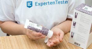 Was sind die wichtigsten Testkriterien einer Intimwaschlotion im Test?