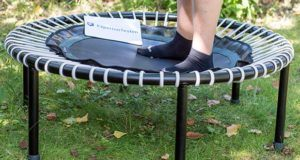Welche Verletzungsgefahrrisiko bringt das Trampolin mit sich?