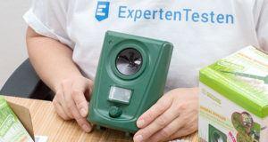 Wie funktioniert der Ultraschall mit Auslöseautomatik bei dem Marderschreck im Test?
