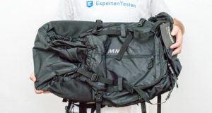 Das Volumen von dem Trekkingrucksack im Test und Vergleich