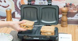 Was ist ein Toastbrot im Sandwichmaker Test und Vergleich?