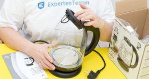 Wie funktioniert ein Glas-Wasserkocher im Test und Vergleich?