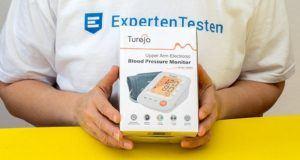 Was gibt es Wissenswertes über das Blutdruckmessgerät aus dem Test?