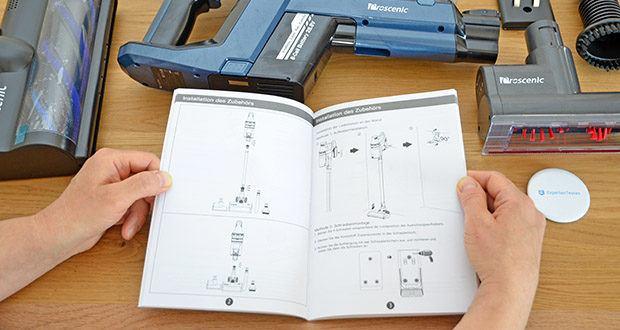 Proscenic Akku Handstaubsauger P10 Pro im Test - bei dem Auto-Modus kann der P10 Pro Akku Staubsauger den Teppich automatisch erkennen, und die Saugleistung erhöht sich automatisch