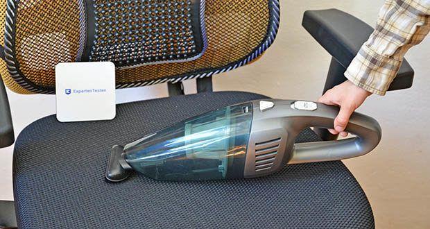 Farsaw Autostaubsauger MZ-5233 im Test - kann nicht nur für Autos, sondern auch für die Reinigung von Boden, Sofa, Bett, Tischplatte usw. im Haushalt verwendet werden