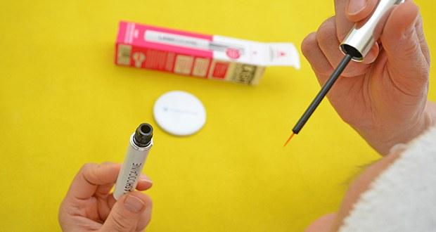 Svenja Walberg LASHCOCA!NE Wimpernserum im Test - ist so entwickelt, dass eine Anwendung täglich völlig ausreichend ist