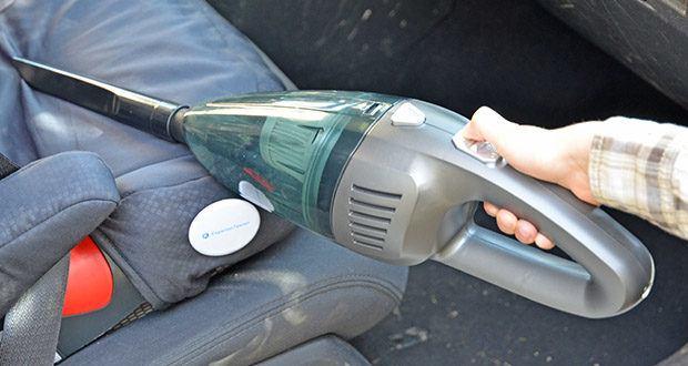 Farsaw Autostaubsauger MZ-5233 im Test - Sie können zu Hause oder in jedem Bereich des Autos leicht reinigen