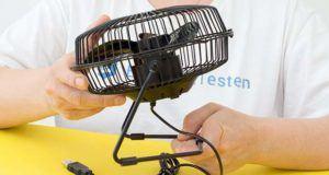 Welche Alternativen zum Tischventilator gibt es im Test?