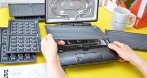 Anwendungsbereiche und Vorteile eines Kontaktgrills: Die Bedienung.
