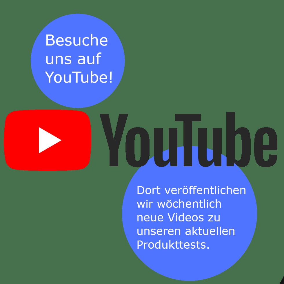 Youtube ExpertenTesten.de