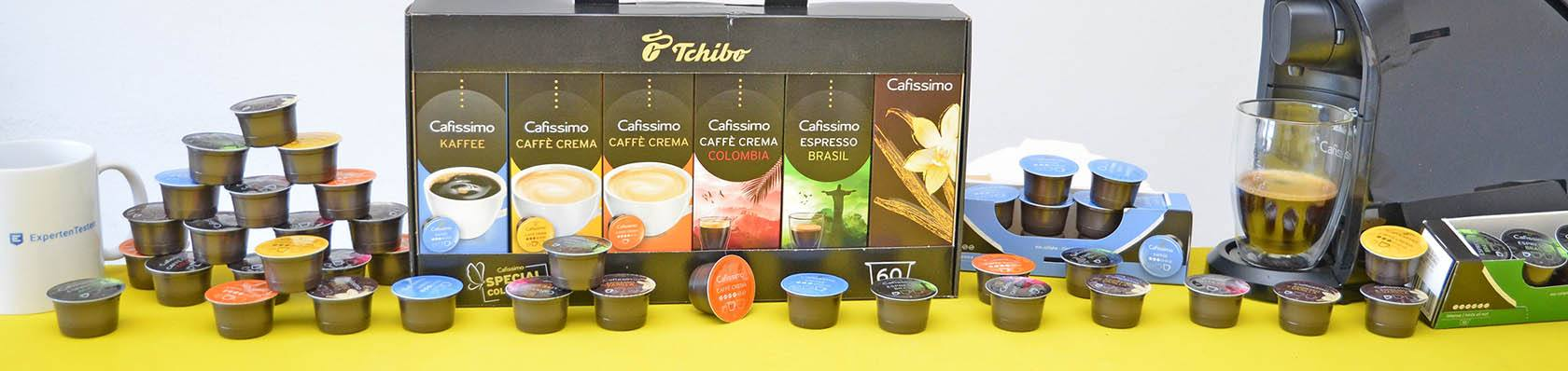 Kaffeepads im Test auf ExpertenTesten.de
