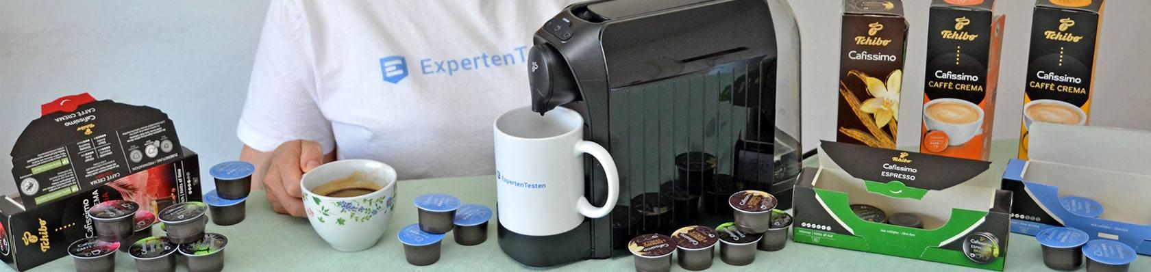 Nespresso Maschinen im Test auf ExpertenTesten.de