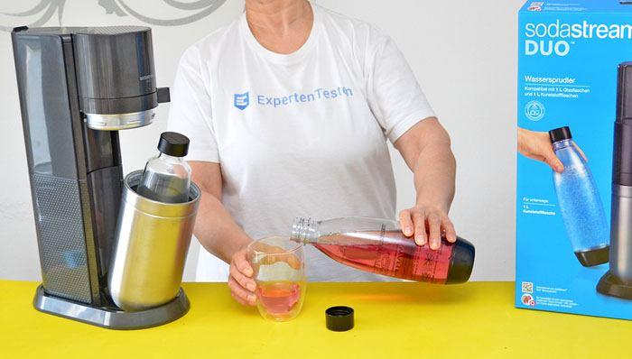 SodaStreams im Test auf ExpertenTesten.de