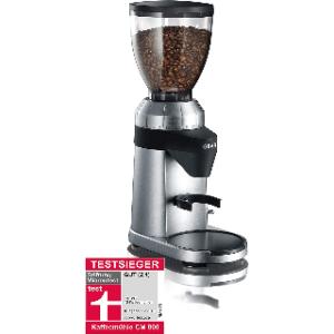 Nach diesen Testkriterien werden Espressomühlen bei uns verglichen