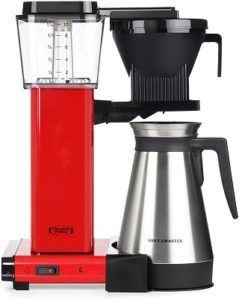 Nach diesen Testkriterien werden Kaffeemaschine mit Thermoskanne bei Expertentesten verglichen