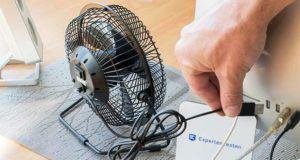 Was ist der Unterschied zwischen einem Tischventilator und Klimagerät