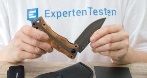 Vorteile aus einem Klappmesser Test bei ExpertenTesten